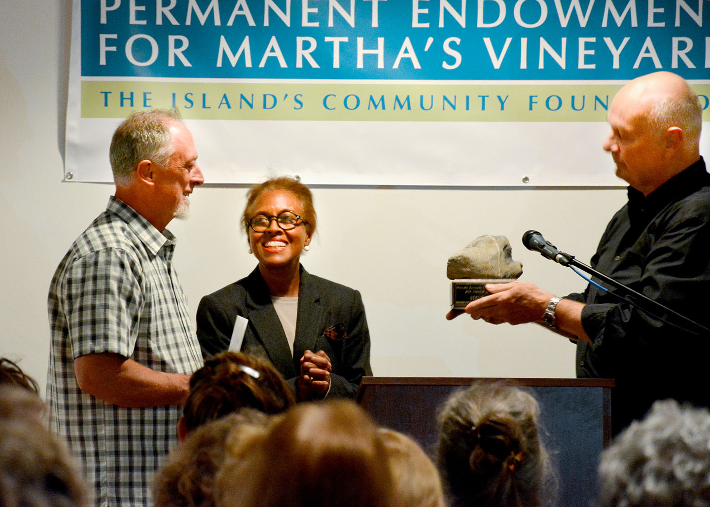 Steve Ewing receives 2014 Creative Living Award